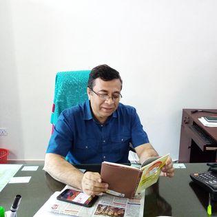 Prof. Dr. Mohammad Masrurul Mowla